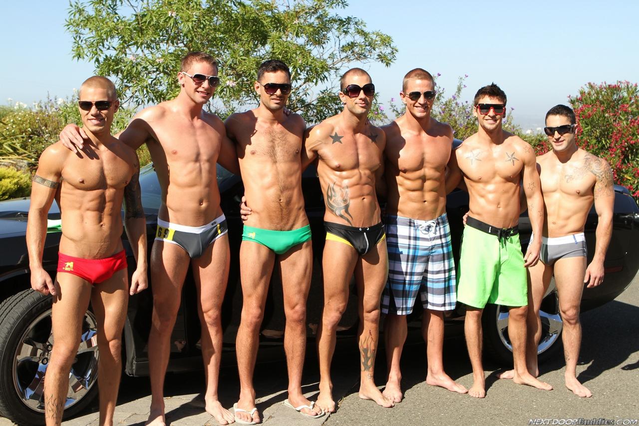 Gay hotspots