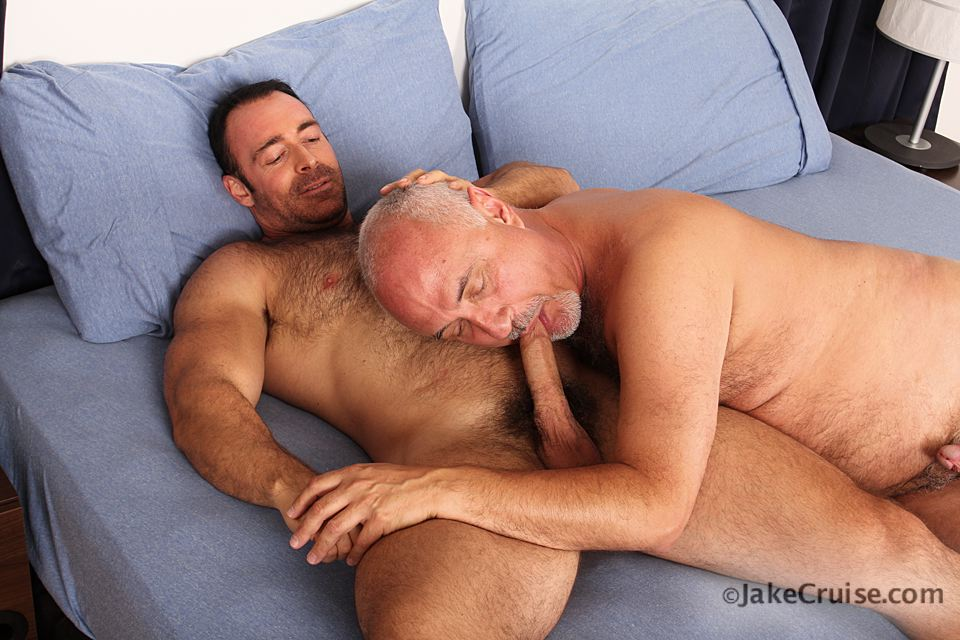 Bear gay man old video