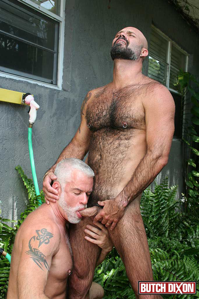 8mages naked hairy daddy this