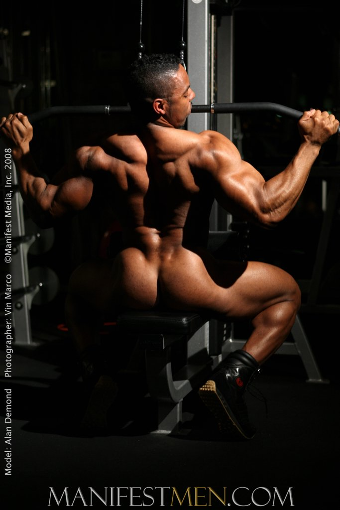 Sinclair workout homoerotic gym softcore gay but