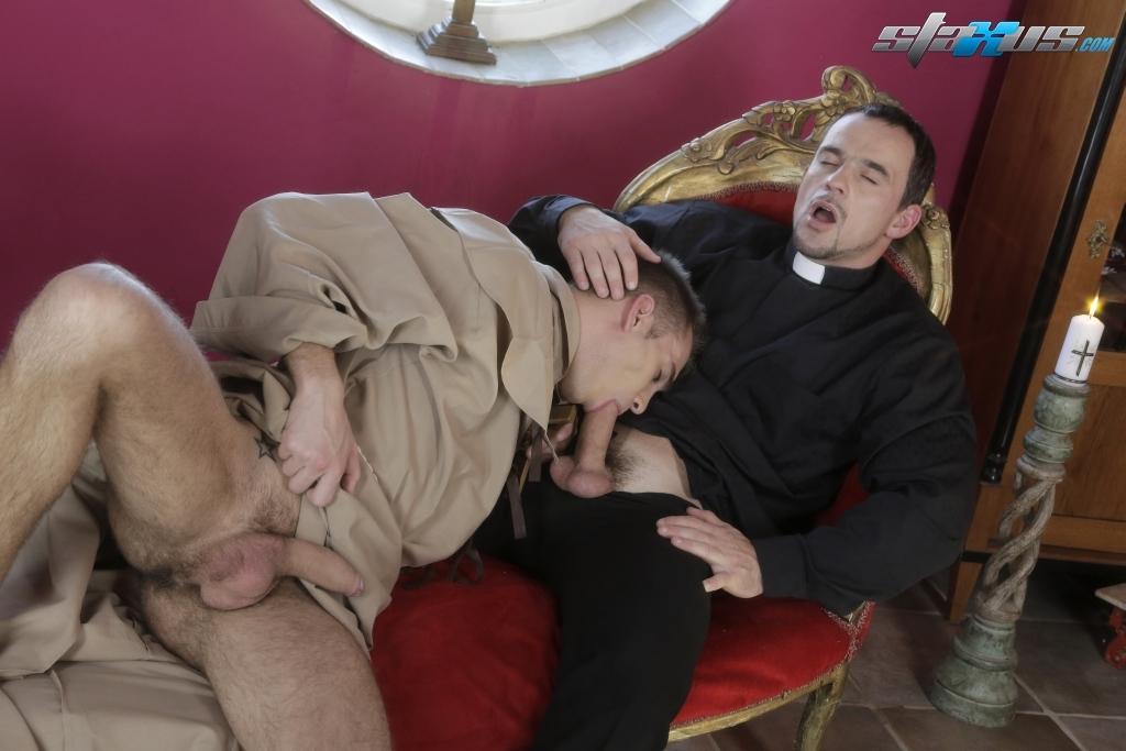 Смотреть порно монахи русский