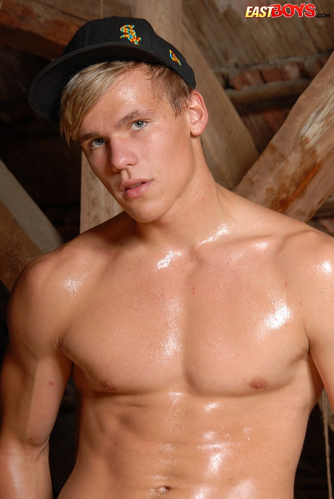 blonde gay east